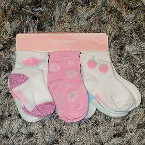 NWT JC Baby Socks
